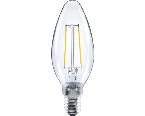 Ledlamp 2Watt – E14 – Warm