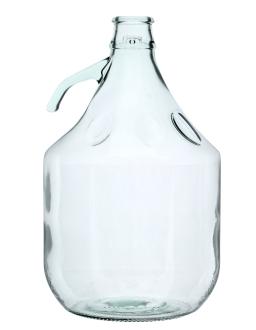 Gistingsfles met glazen handvat 5 liter